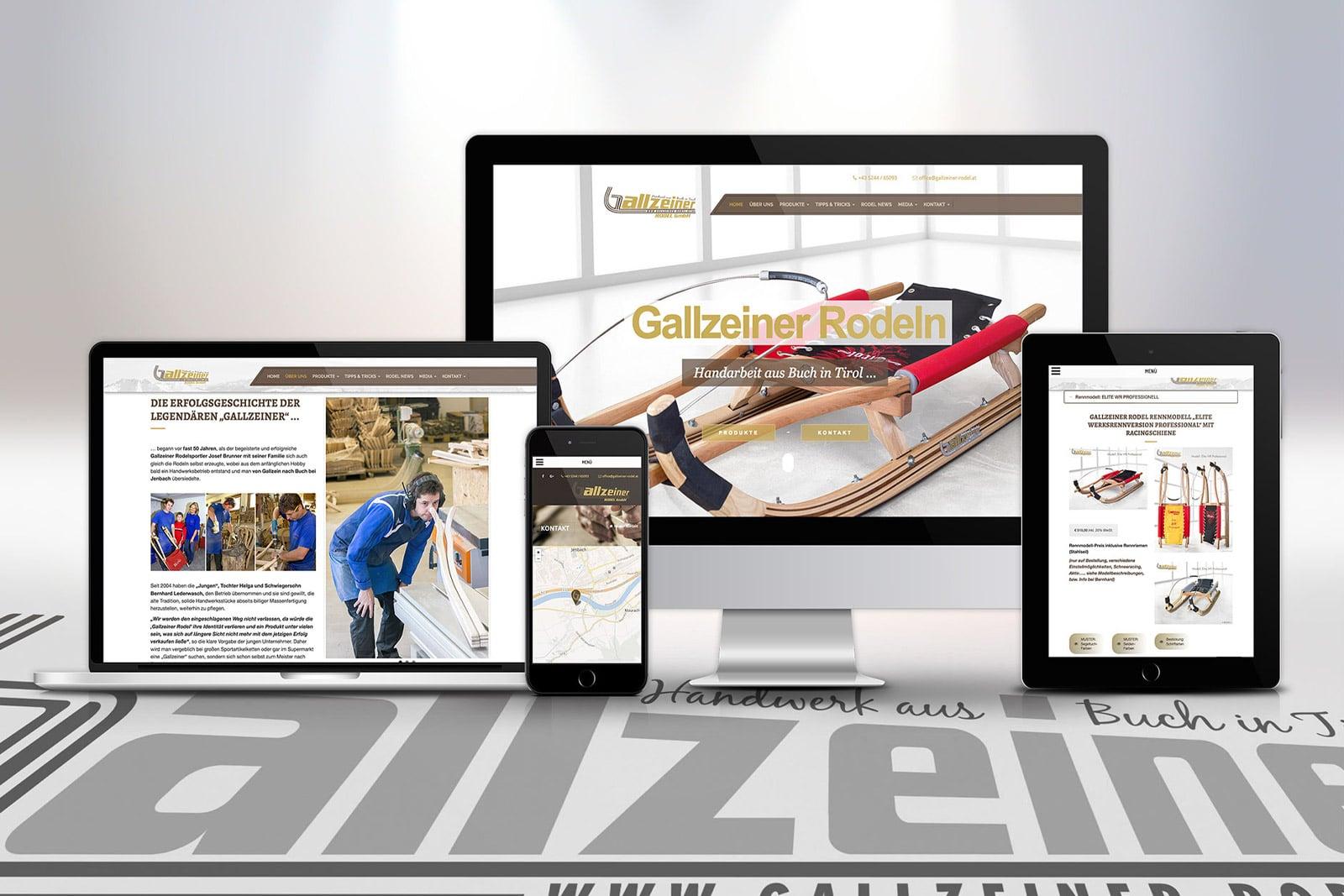 agentur 13 | Werbeagentur Tirol |Gallzeiner Webdesign